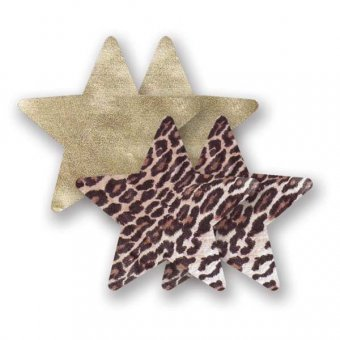 Bristols Six Star Nippies - Leopard Star