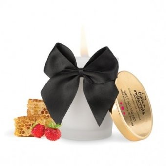 Melt My Heart Massage Candle - Wild Strawberry