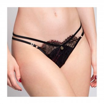 Flavia Rio Adjustable Tanga - (DE/M) UK14