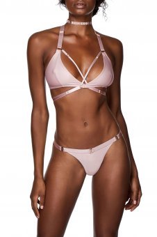 Allegra Rose Soft Wrap Bra
