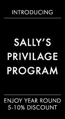 Sally's Privilege VIP Program